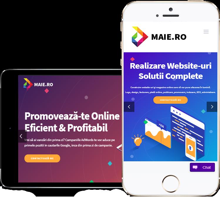 Realizare Site-uri Web – Promovare