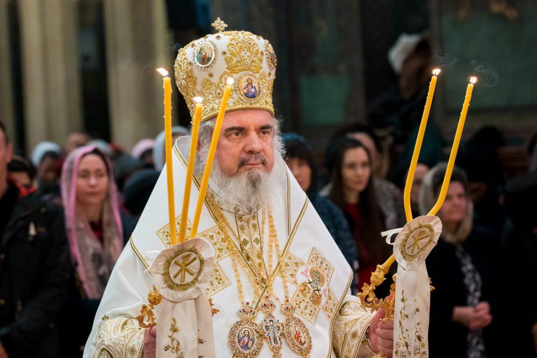 Patriarhul Daniel la Catedrala Patriarhala 112